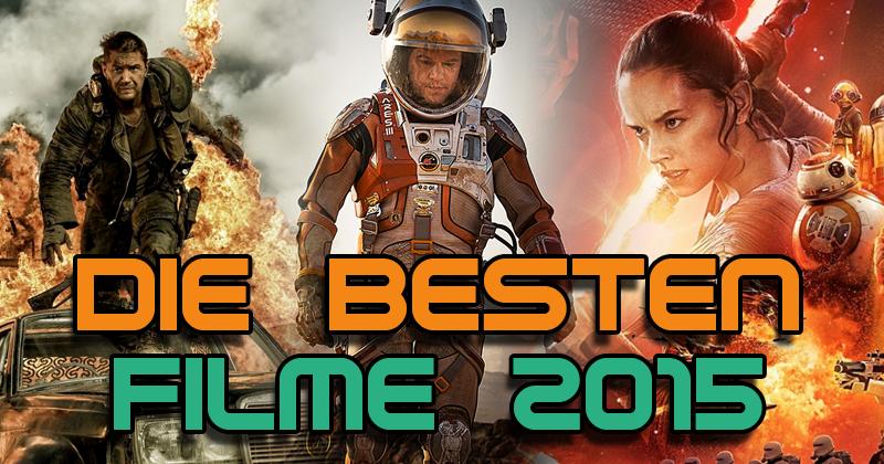 Die besten Filme des Jahres 2015