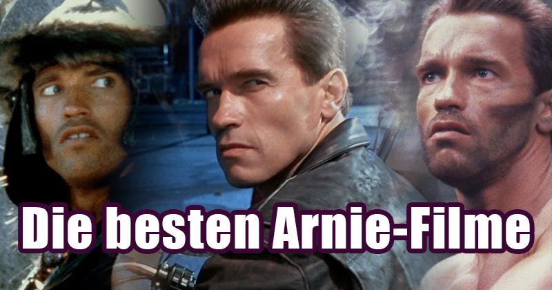 Die besten Arnold Schwarzenegger-Filme