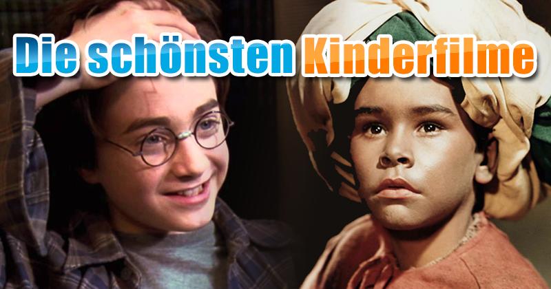Die besten Kinderfilme inkl. FSK