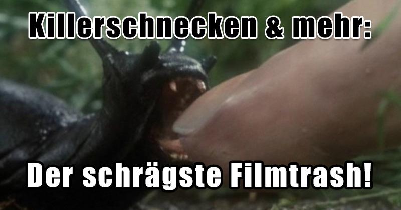 Die besten und schrägsten Trashfilme!
