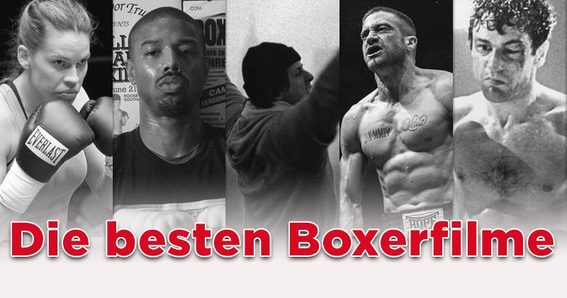 Voll auf die Zwölf: Die besten Boxerfilme