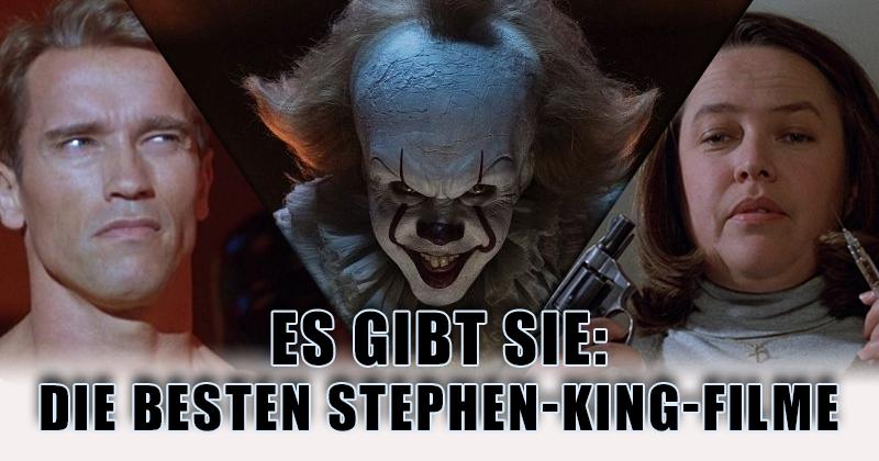 Die besten Stephen King-Verfilmungen