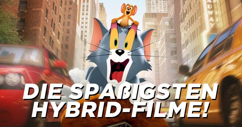 Live-Action trifft CGI: Die spaßigsten Hybridfilme