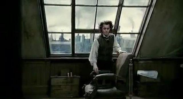 Sweeney Todd - Der teuflische Barbier aus der Fleet Street Trailer