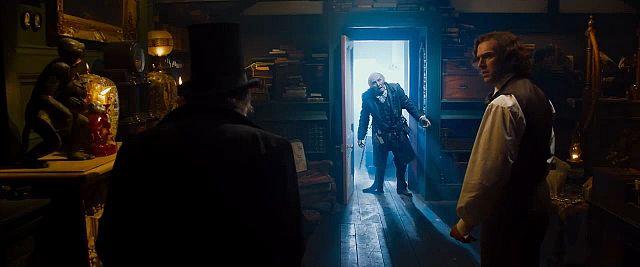 Charles Dickens - Der Mann, der Weihnachten erfand Trailer