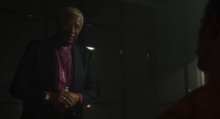 The Forgiven Trailer