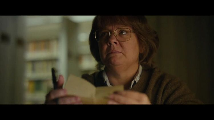 Can You Ever Forgive Me? Trailer