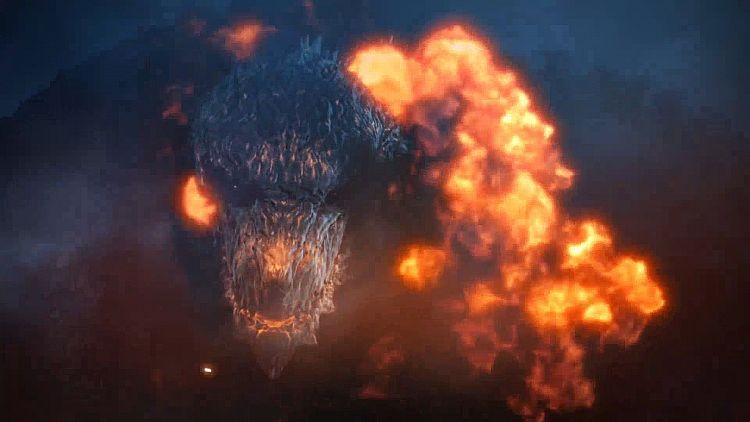 Godzilla - Planet der Monster 2 Trailer