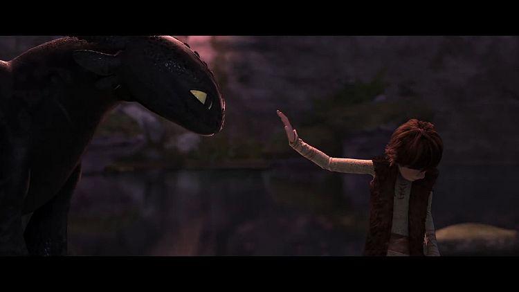 Drachenzähmen leicht gemacht 3 - Die geheime Welt Trailer