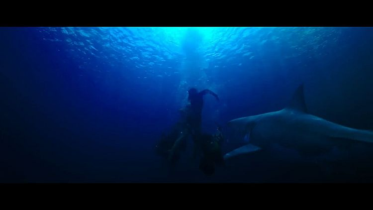 47 Meters Down - The Next Chapter Trailer