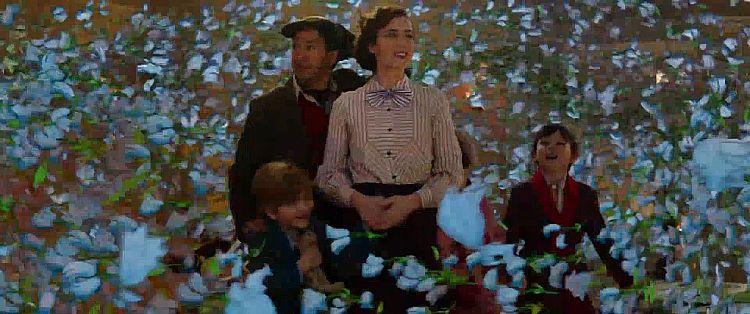 Mary Poppins' Rückkehr Trailer
