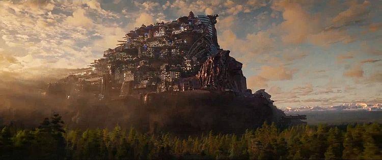 Mortal Engines - Krieg der Städte Trailer