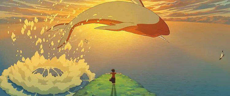 Big Fish & Begonia - Zwei Welten, ein Schicksal Trailer