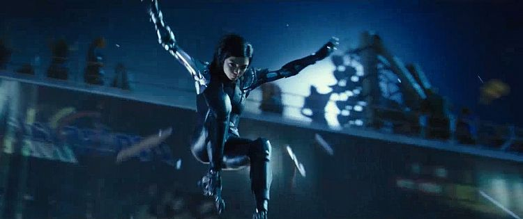 Alita - Battle Angel Trailer