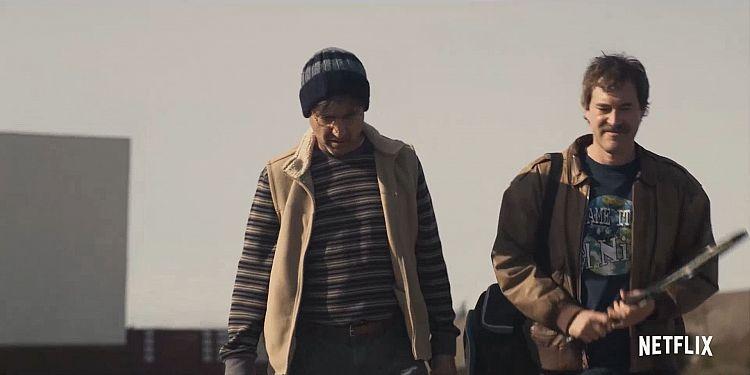 Paddleton Trailer