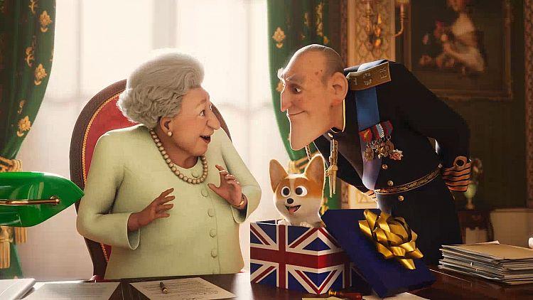 Royal Corgi - Der Liebling der Queen Trailer