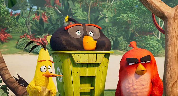 Angry Birds 2 - Der Film Trailer