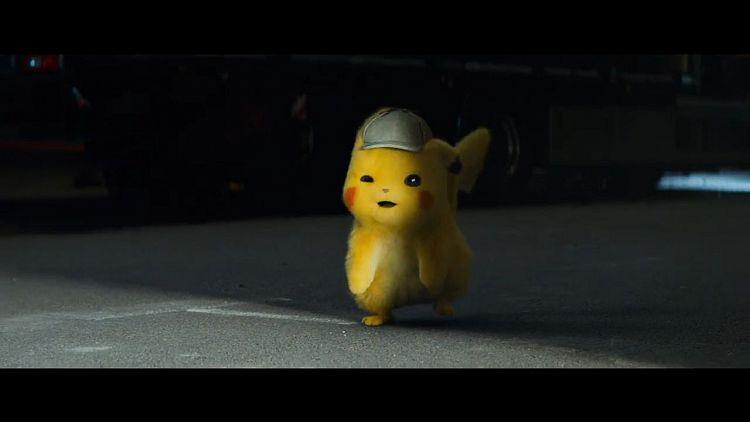Pokémon - Meisterdetektiv Pikachu Trailer