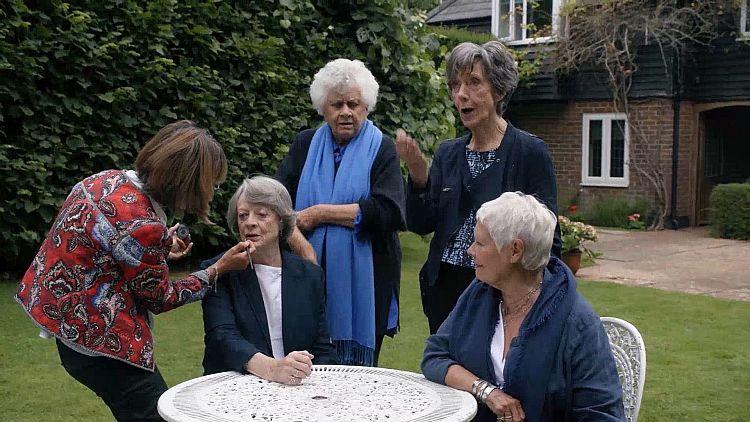 Tea with the Dames - Ein unvergesslicher Nachmittag Trailer