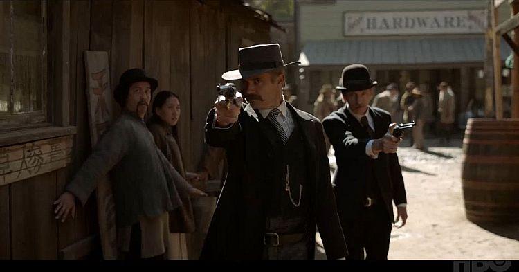 Deadwood - The Movie Trailer