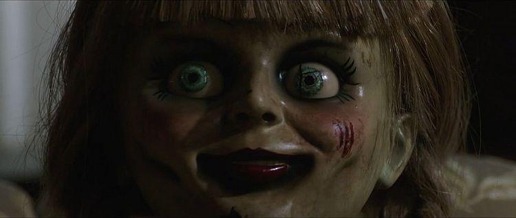 Annabelle 3 Trailer