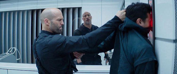 Fast & Furious - Hobbs & Shaw Trailer