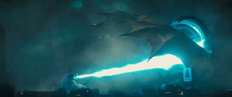 Godzilla 2 - King of the Monsters Trailer
