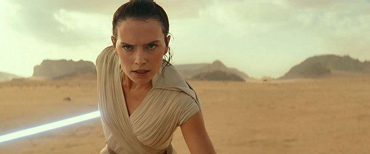Star Wars - Der Aufstieg Skywalkers Trailer