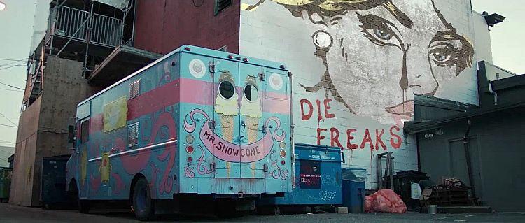 Freaks Trailer