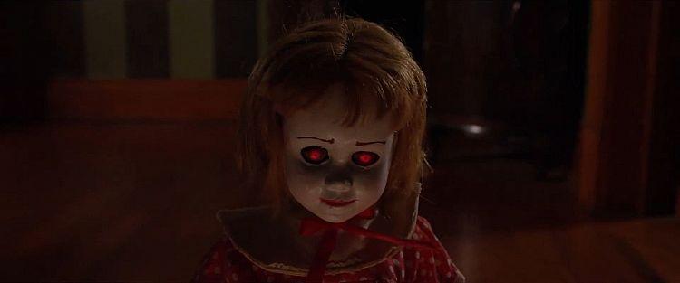 Dolls Trailer