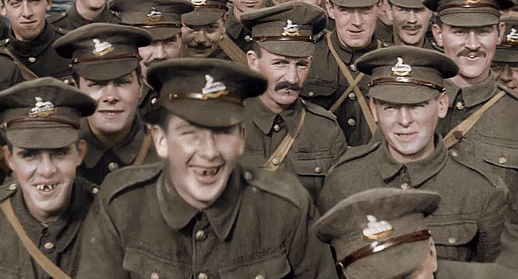 They Shall Not Grow Old Trailer