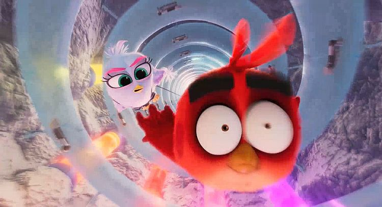 Angry Birds 2 - Der Film Trailer