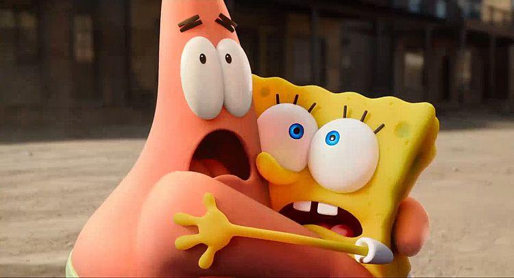 SpongeBob Schwammkopf - Eine schwammtastische Rettung Trailer
