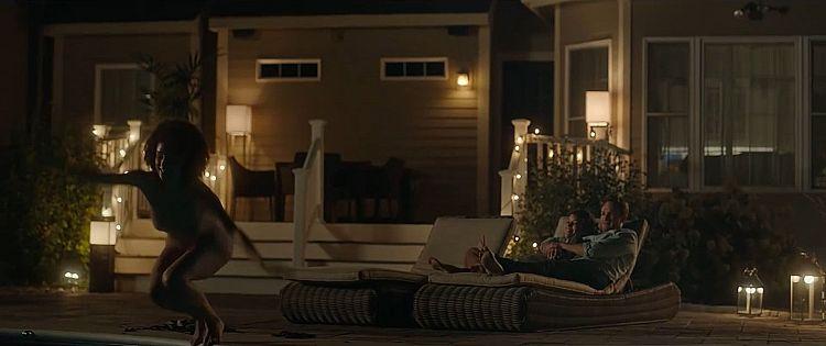 Holly Slept Over Trailer
