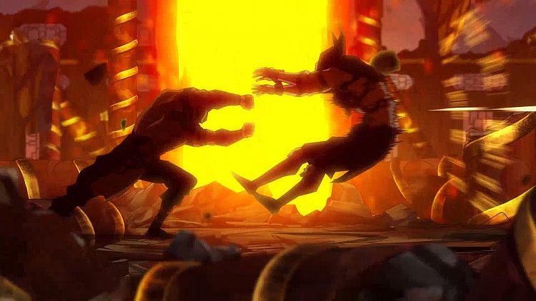 Mortal Kombat Legends - Scorpion's Revenge Trailer
