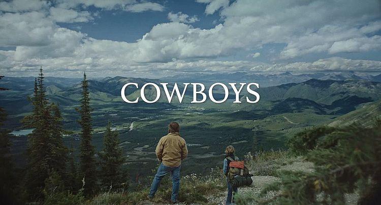 Cowboys Trailer