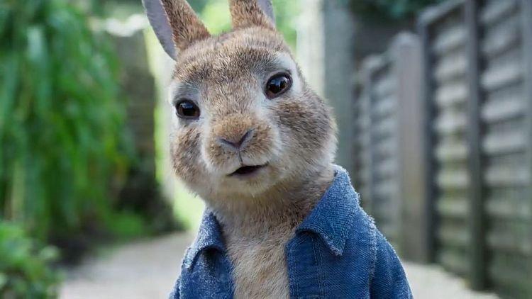 Peter Hase 2 - Ein Hase macht sich vom Acker Trailer