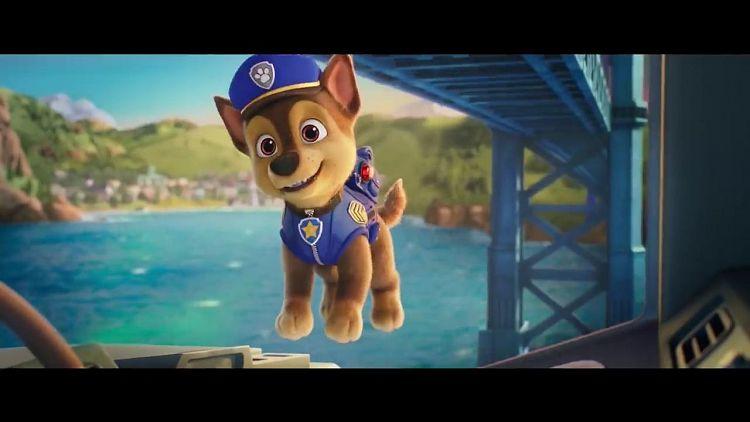 PAW Patrol - Der Kinofilm Trailer