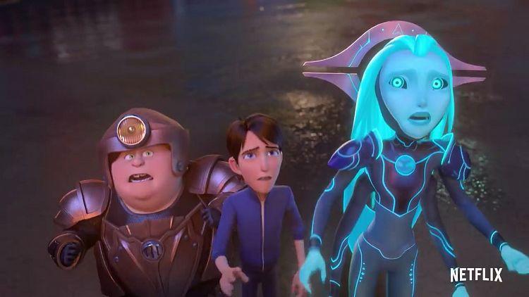 Trolljäger - Das Erwachen der Titanen Trailer