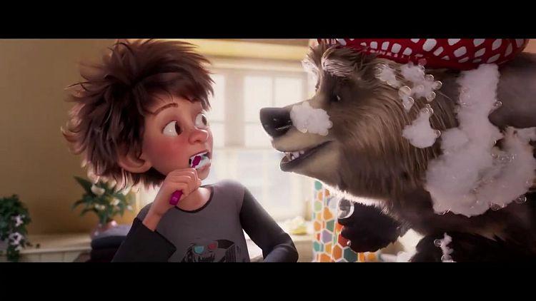 Bigfoot Junior - Ein tierisch verrückter Familientrip Trailer