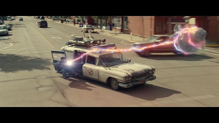 Ghostbusters - Legacy Trailer
