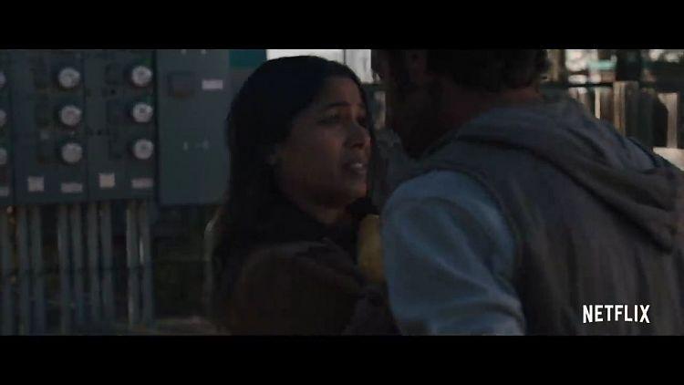 Intrusion Trailer
