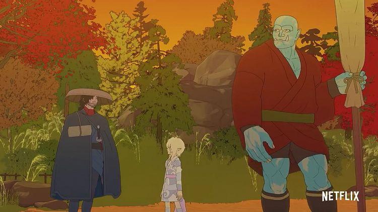 Bright - Samurai Soul Trailer