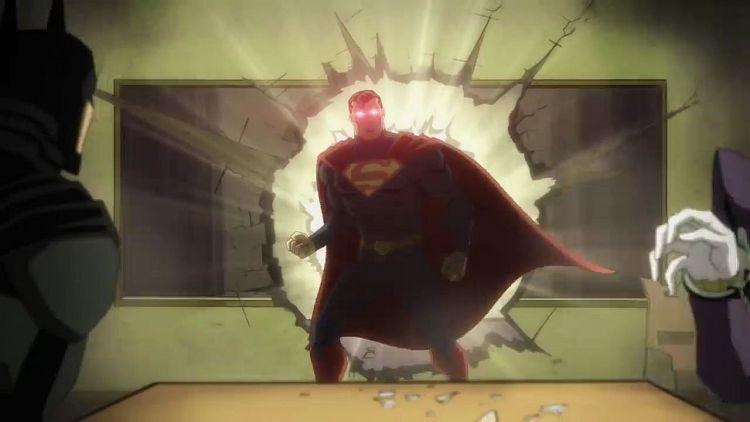 Superman - Injustice Trailer