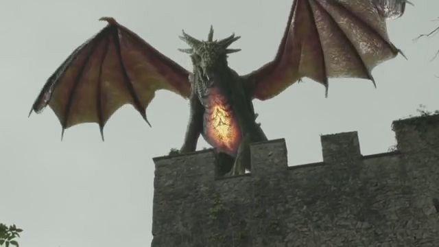 The Dragons of Camelot - Die Legende von König Arthur Trailer