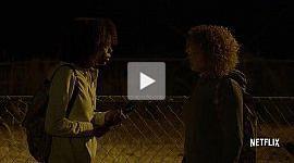Deidra & Laney Rob a Train Trailer