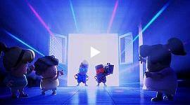Captain Underpants - Der supertolle erste Film Trailer
