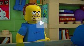 """""""Die Simpsons"""" Season 25 Trailer LEGO-Special """"Brick Like Me"""" Trailer"""