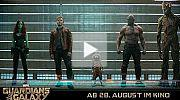"""Guardians of the Galaxy"" Trailer 3 (dt.)"