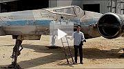 """Star Wars - Episode VII"" J.J. Abrams am Set 2"
